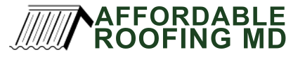 Affordable Roofing MD Logo